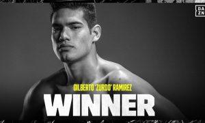 Zurdo Defeats Ramirez