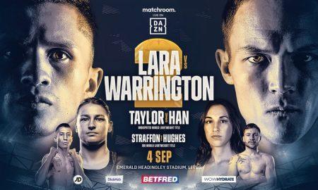 Lara vs. Warrington 2