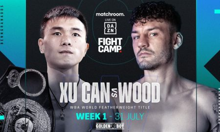 Xu Can vs. Leigh Wood