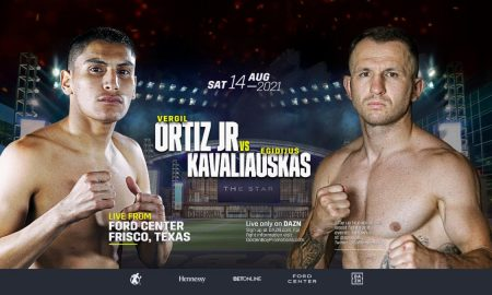 """Roger """"The Kid"""" Gutierrez vs. Rene Alvarado"""
