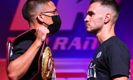 JOSHUA FRANCO VS. ANDREW MOLONEY FIGHT RESULTS