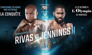 Oscar Rivas vs. Bryant Jennings 2