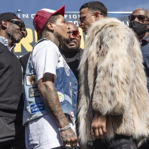 GERVONTA DAVIS TO DEFEND WBA LIGHTWEIGHT TITLE AGAINST UNBEATEN CONTENDER ROLANDO ROMERO SUNDAY, DECEMBER 5