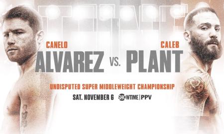 Canelo Alvarez vs. Caleb Plant